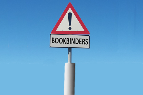 Bookbinders hazard